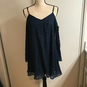 Guess cold shoulder tunic s
